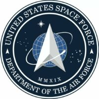 US air force space command logo