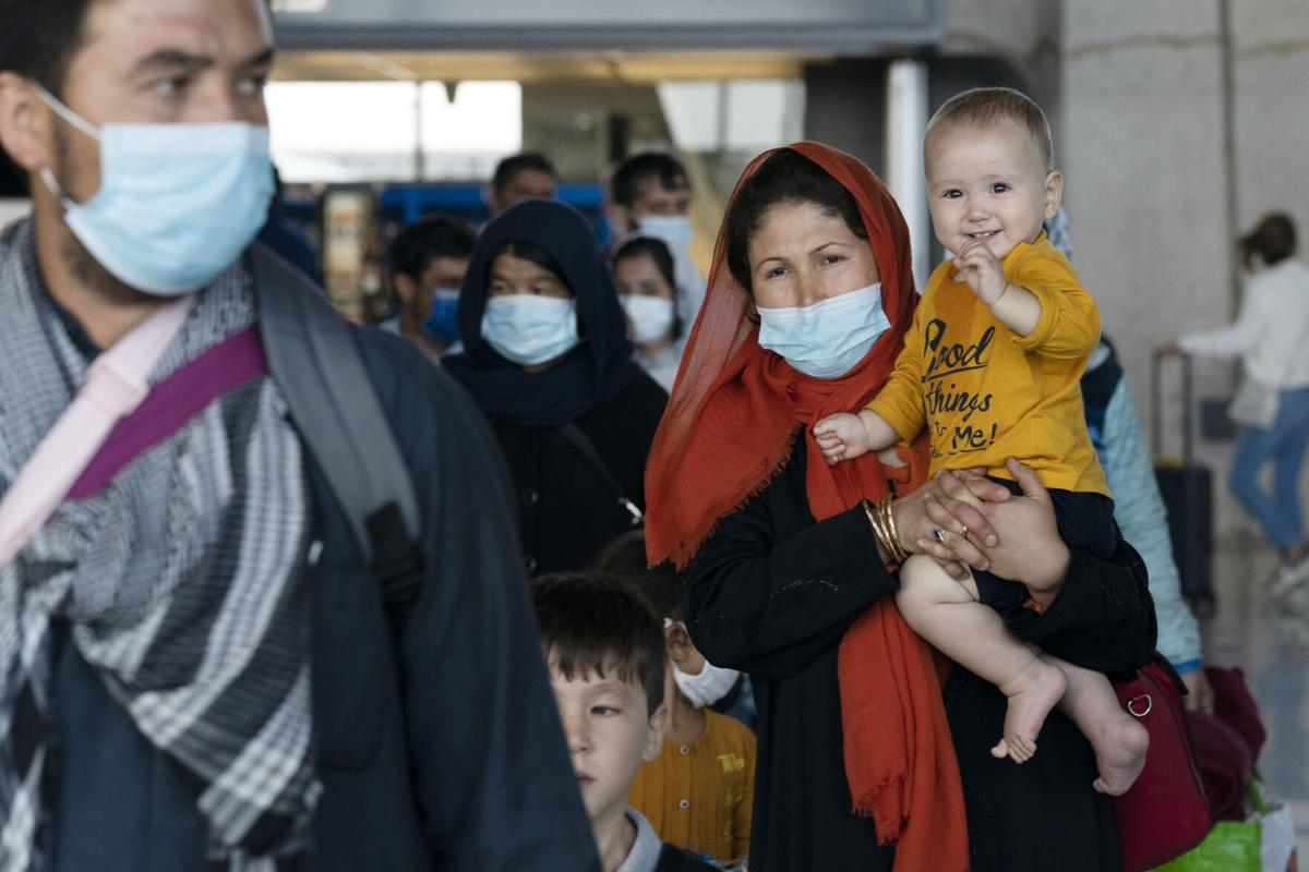 Afghan Refugees came to America with Highly Infectious VIRUS