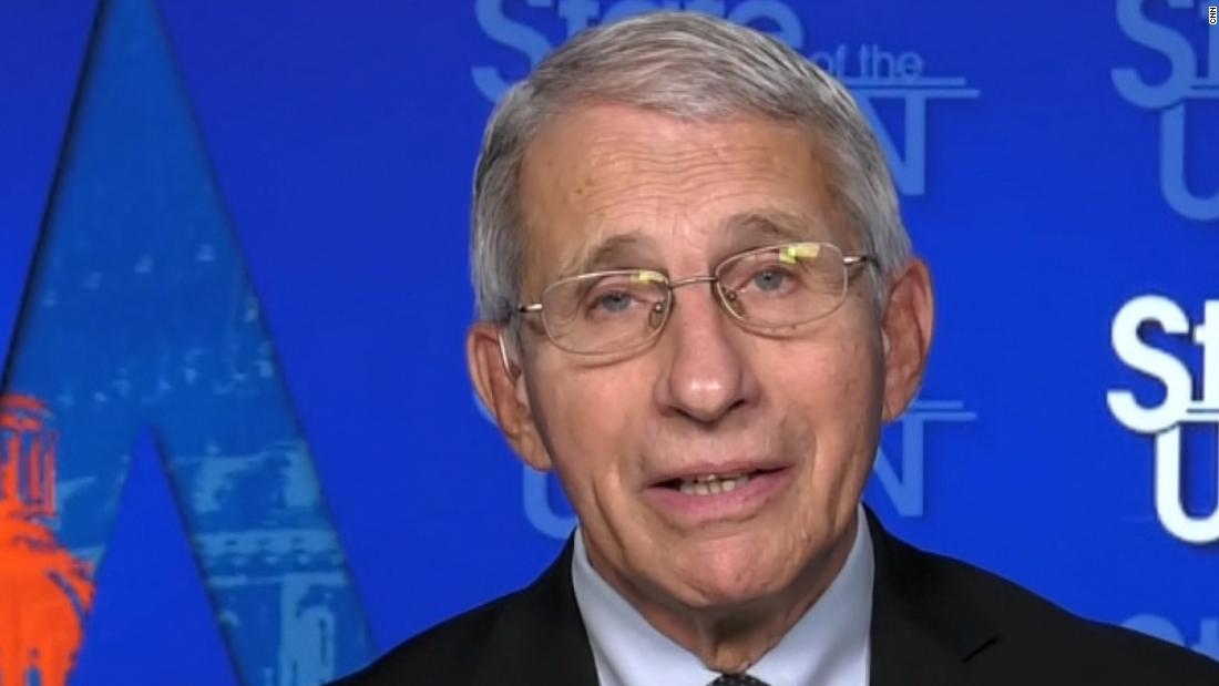 If You Got Jhonson Vaccine, Dr. Fauci Warns Against Doing This