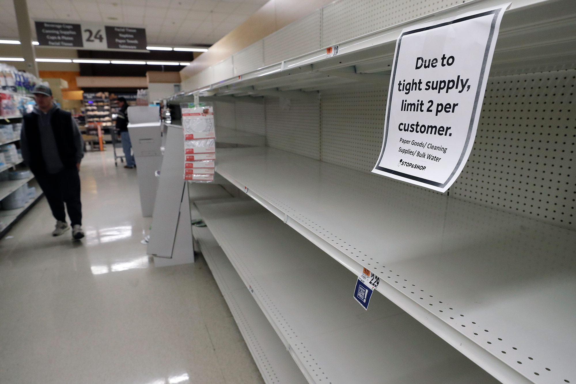 One in 10 American experiencing Food Scarcity