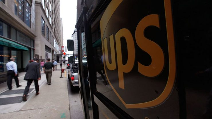 UPS honors driver who was killed after small plane crashed
